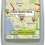 Google Maps Moble