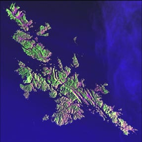 Image of the Shetland Islands