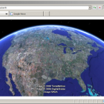 Google Earth Browser Plug-in