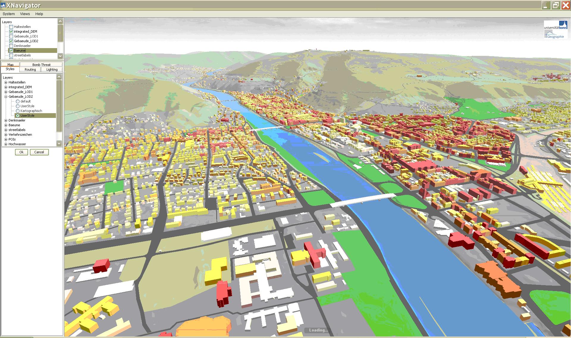 heidelberg 3d interactive 3d city mapping based on ogc standards gis lounge. Black Bedroom Furniture Sets. Home Design Ideas