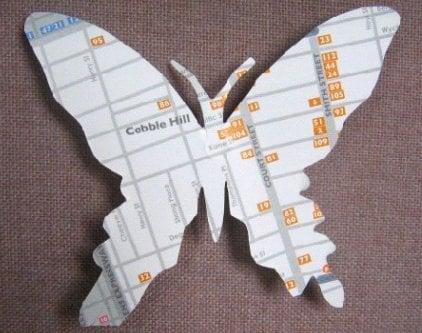 Butterfly Maps.