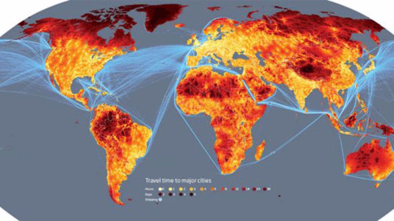 4D GIS and Prediction ~ GIS Lounge