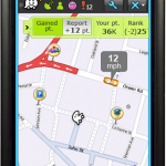 Waze: Crowdsourcing traffic and roads