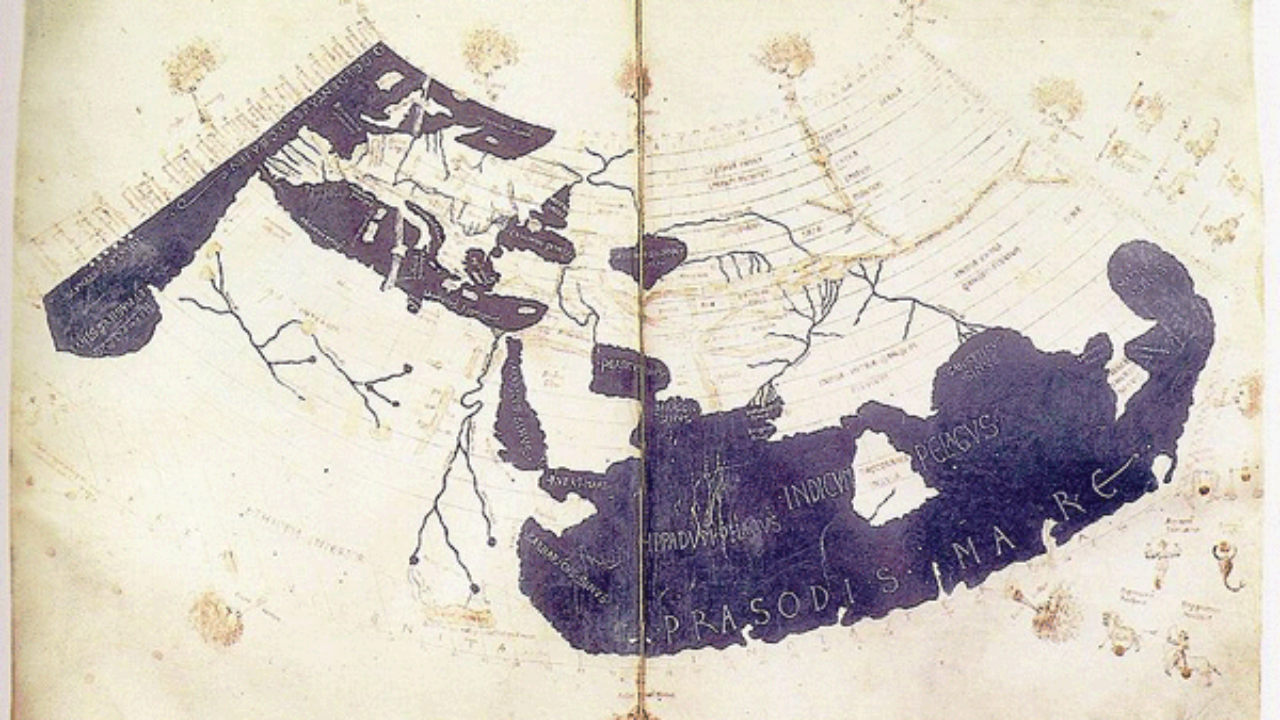 Mapping Through the Ages: The History of Cartography ~ GIS
