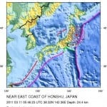 Sendai (Japan) Earthquake and Tsunami Mapping Response