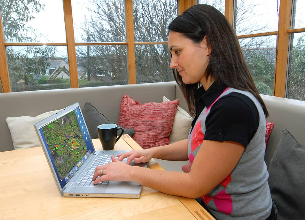 Top Ten Online GIS Master's Degree Programs
