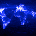 Mapping the World With Facebook Connections