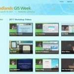 GIS Talks from Redlands