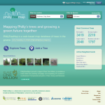 Every Tree Counts: Using PhillyTreeMap for Collaborative Urban Forestry