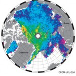 Ice Thickness and Ocean Maps