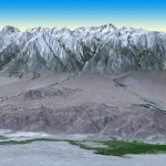 Updated 3D Global Topo Data from NASA