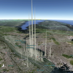 Data Appeal: 3D Visualization of GIS Data