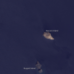New Baby Island in the Zubair Islands