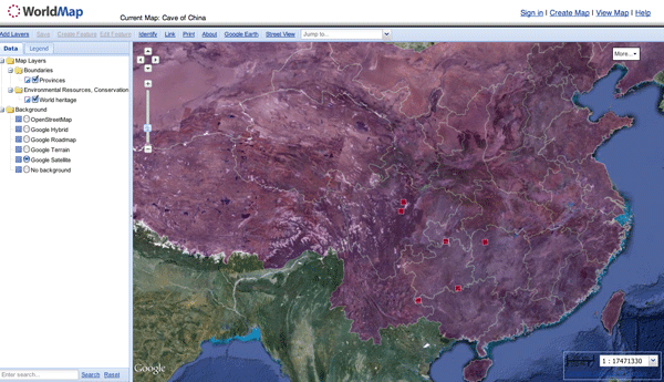 Worldmap an open source software platform gis lounge share this article gumiabroncs Choice Image
