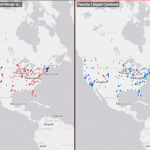 2012 Super Bowl Mashup Map and Imagery