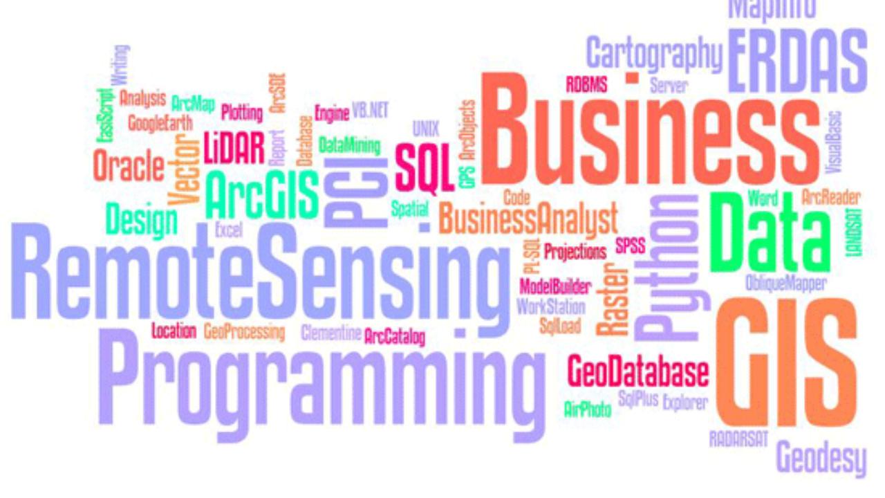 Building a GIS Career ~ GIS Lounge