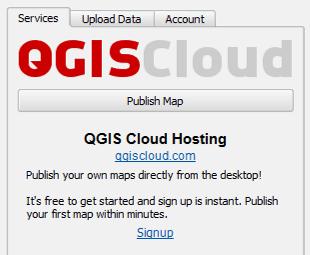 QGIS Cloud