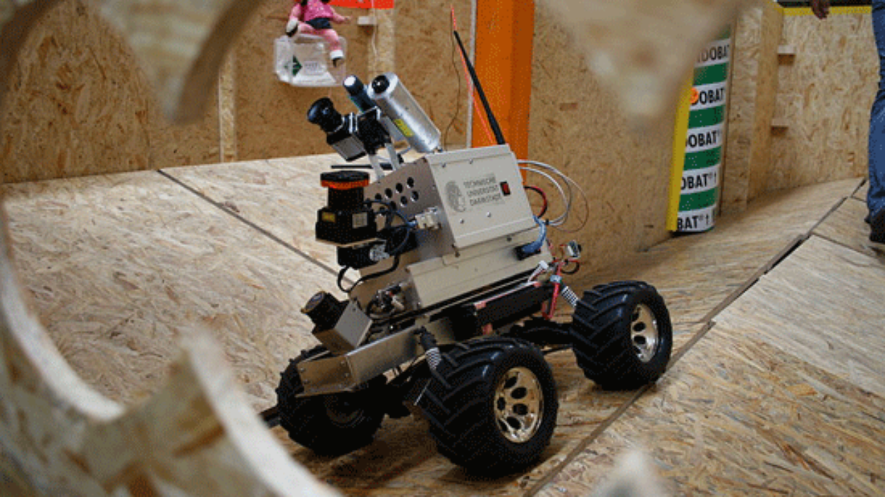 Robotic Mapping: Simultaneous Localization and Mapping (SLAM) ~ GIS