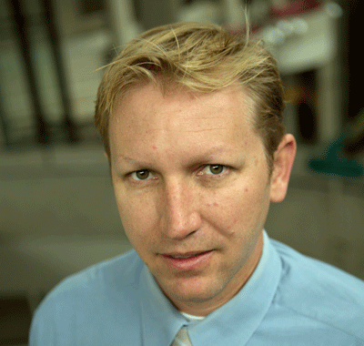 Mark Greninger, GIO for Los Angeles County