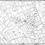 John Snow's Cholera Map using GIS Data