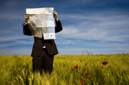 spatial orientation and the brain the effects of map reading and