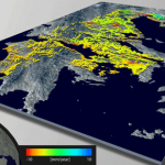 Using Remote Sensing to Measure Land Deformation