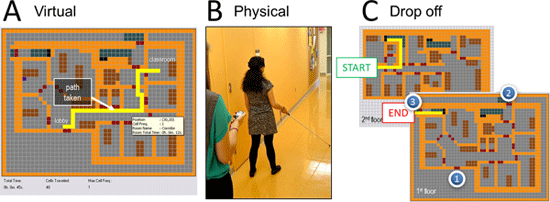 Developing Auditory Maps for the Blind