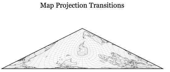 collignon-map-projection