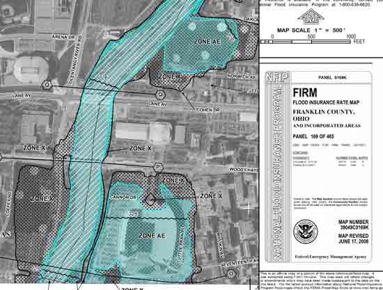 FEMA Flood Map Challenges ~ GIS Lounge on