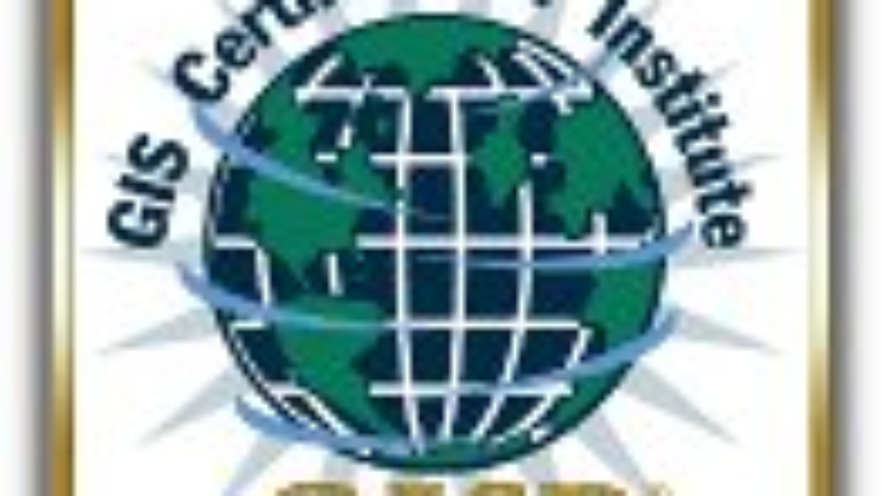 New GISP Certification Process and Fees Announced ~ GIS Lounge