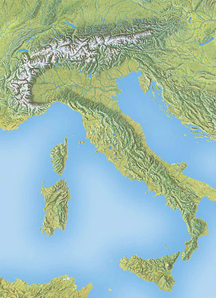 Naturalcolor Shaded Relief Maps By Hal Shelton GIS Lounge - Natural world map