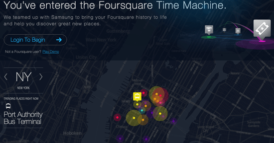 foursquare-time-machine