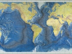 Marie Tharp and Mapping the Ocean Floor