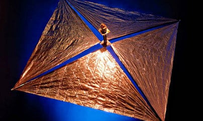 Creating a Sustainable Space Environment Using Satellite Sails