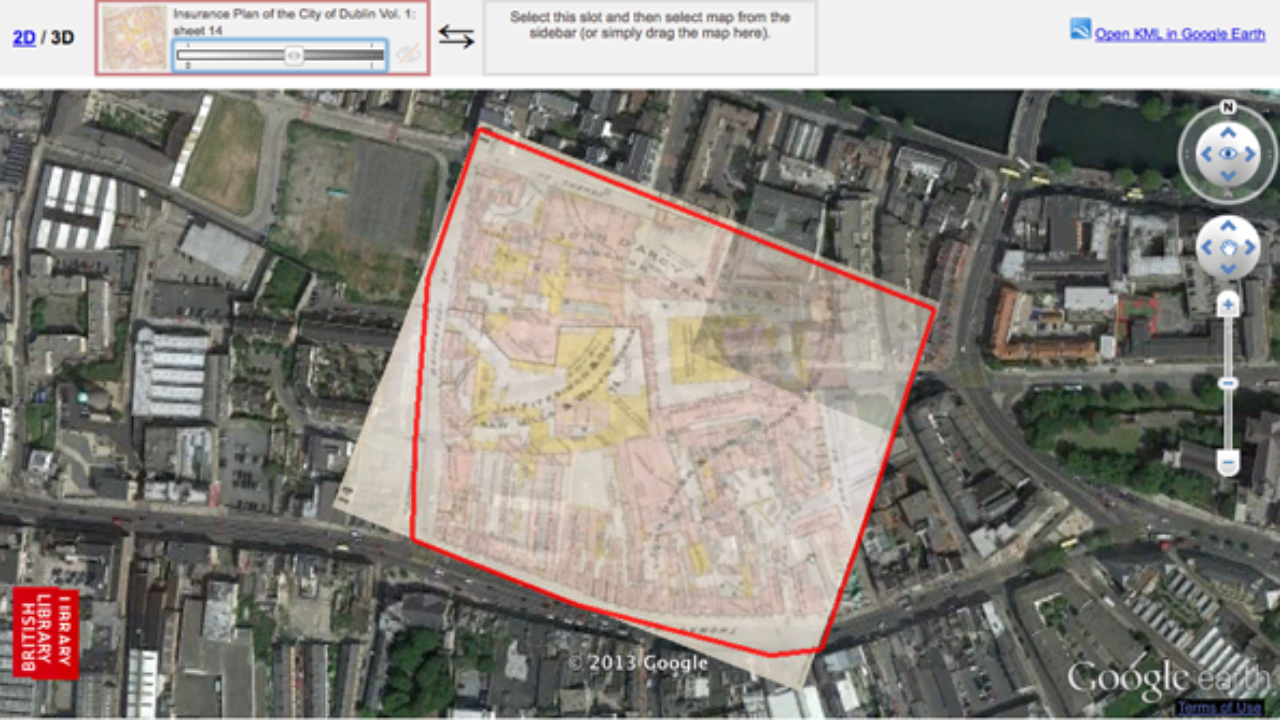 British Library Crowdsources 2,700 Maps for Georeferencing