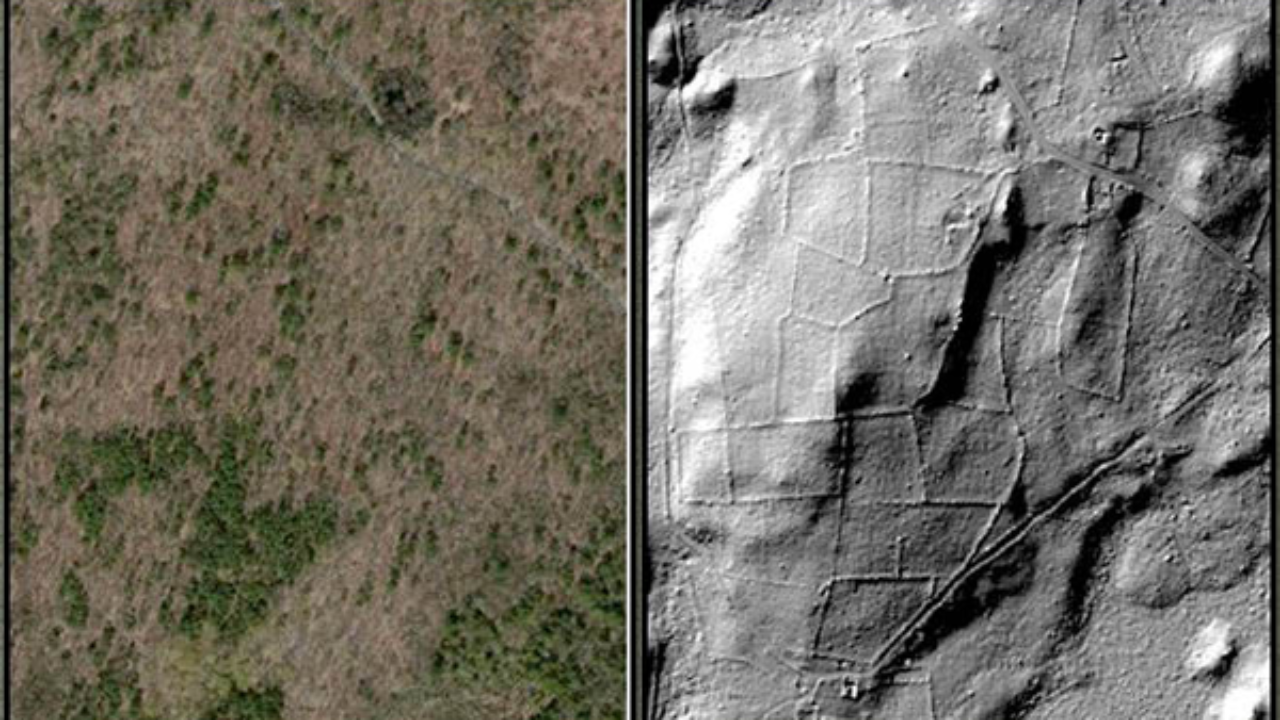LiDAR and the Archaeology Revolution ~ GIS Lounge