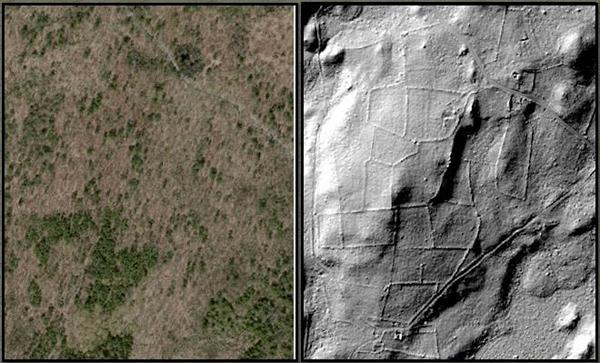 Lidar And The Archaeology Revolution Gis Lounge