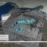 Satellites Show the Thinning of Alaskan Ice