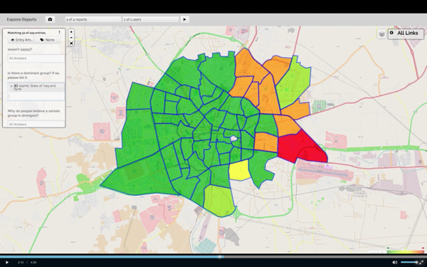 Hyperlocal Mapping in Syria