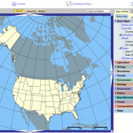 National Atlas of the United States and the National Map Merging
