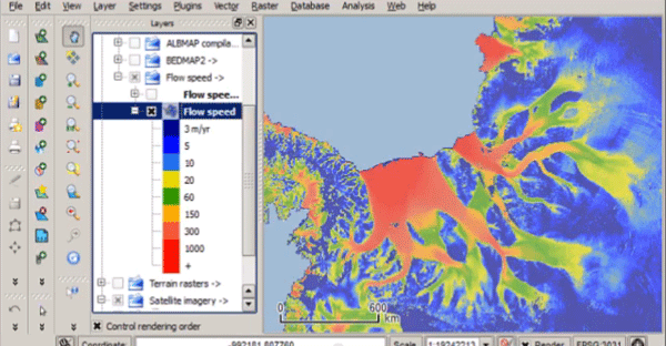 Quantarctica free gis data for qgis gis lounge those users that want to individually download quantarcticas datasets can do so via the quantarctica ftp server also available from the download page are gumiabroncs Gallery
