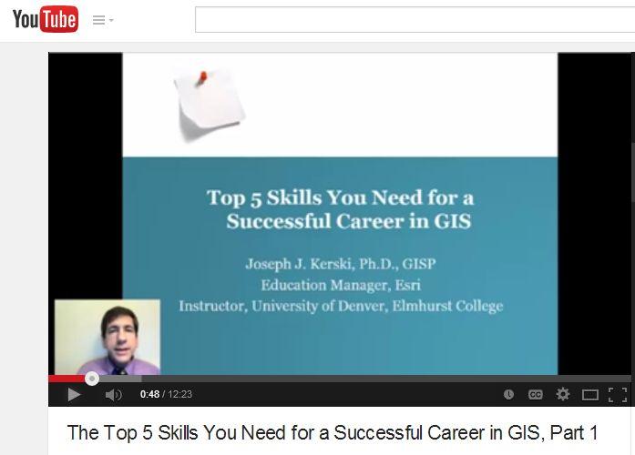 GIS-skills-top-5