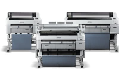 A Look At Epson's New Generation of Large-Format Color Printers