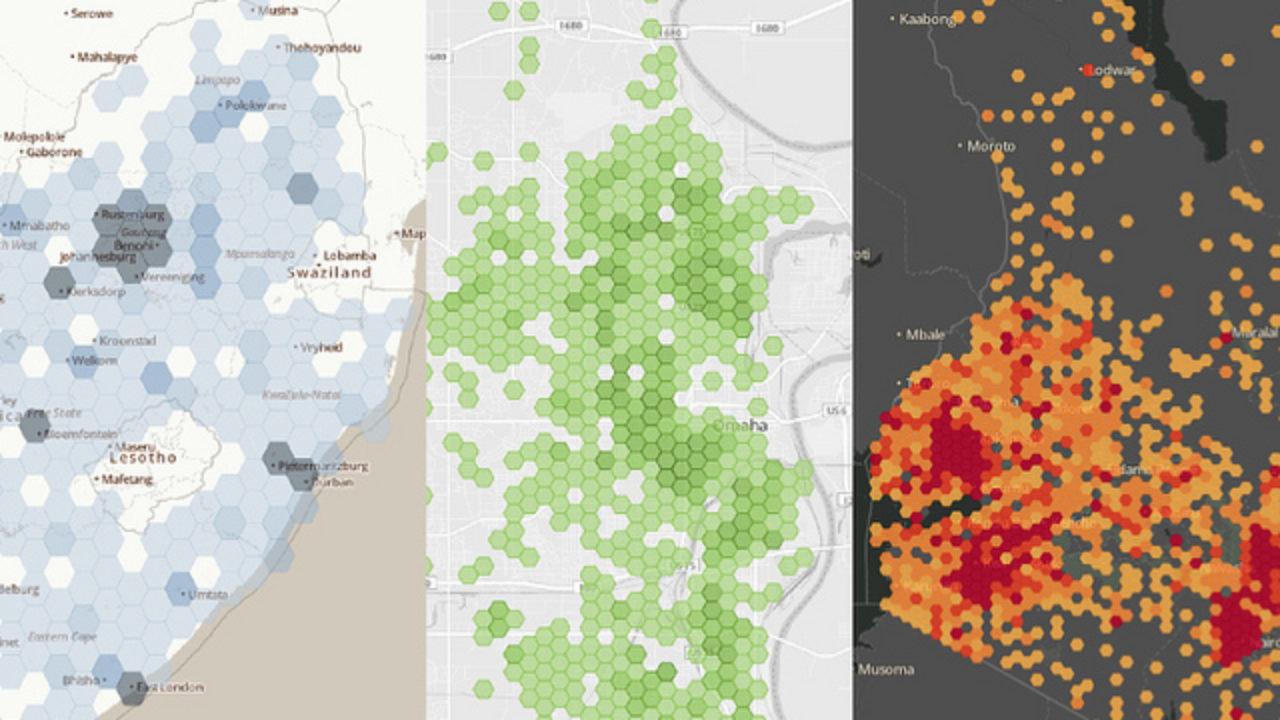 Binning in GIS ~ GIS Lounge