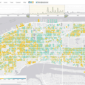 Mapping Almost 250 Years of Buildings in Manhattan