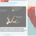Mapping the California Drought with Open Data