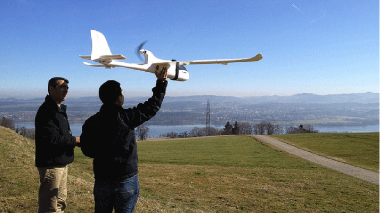 Use of Drones in GIS ~ GIS Lounge