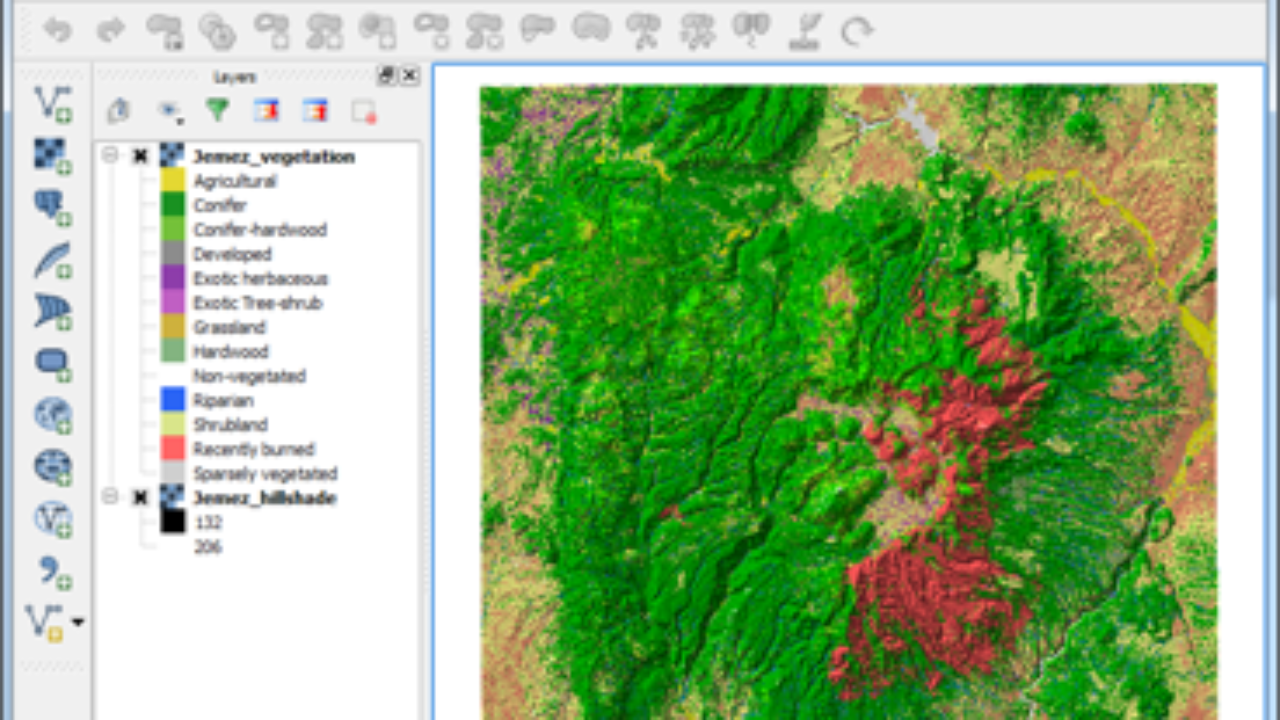 Styling Vector and Raster Data: Mastering QGIS ~ GIS Lounge