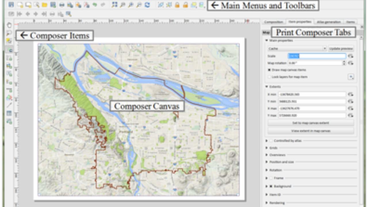 Composing Maps: Mastering QGIS ~ GIS Lounge