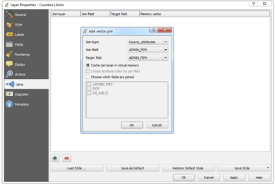 Working with Tables: Mastering QGIS